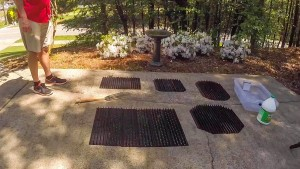 Five Grates (1 of 2)